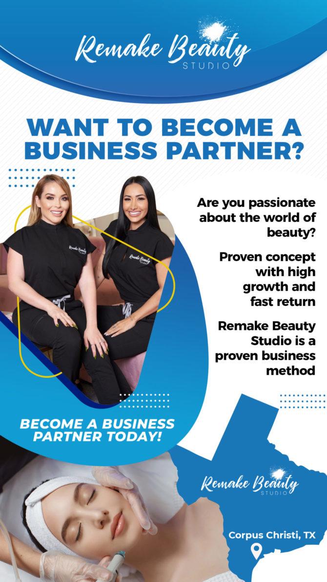 Remake-Business-Partner